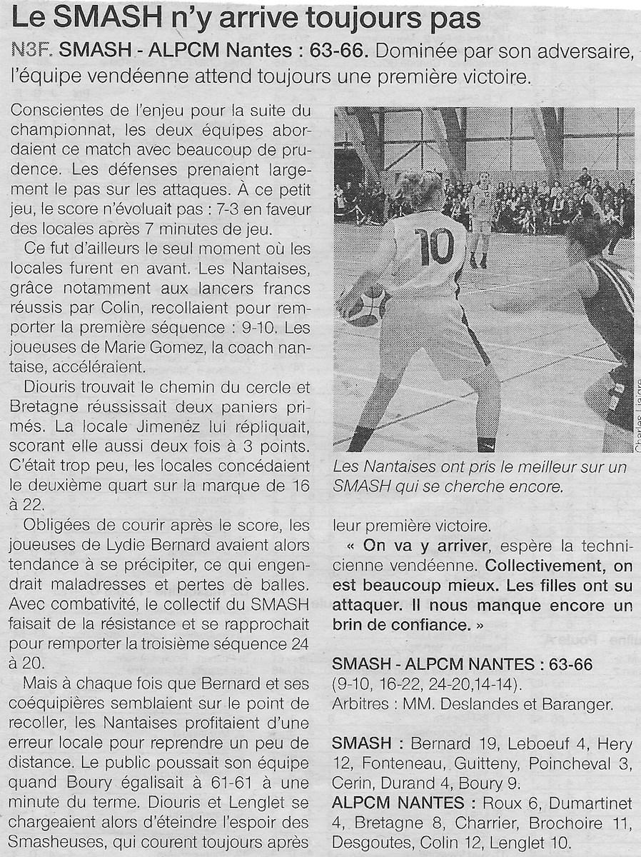 Smash vs Nantes