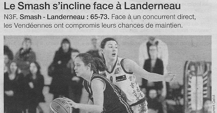 SMASH vs Landerneau 2