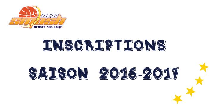 Inscription-saison-2016-2017