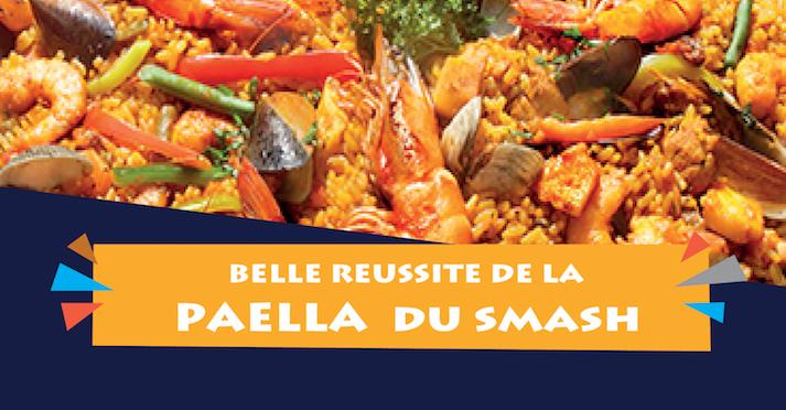 Challenge paella 2016